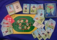 Collectable cards game International Football Whist by Pepys 1947, lovely